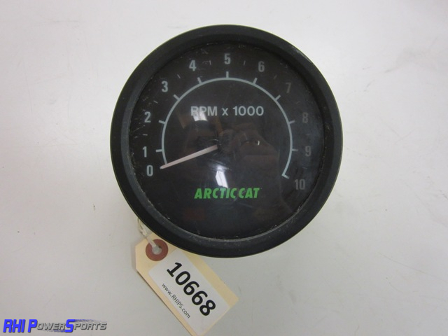 Arctic Cat Tachometer - 6 Pulse