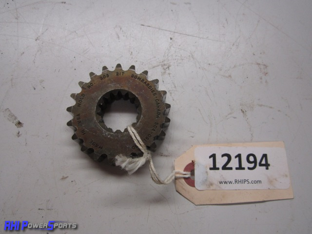 Ski-Doo Sprocket - Upper - 21T x 11