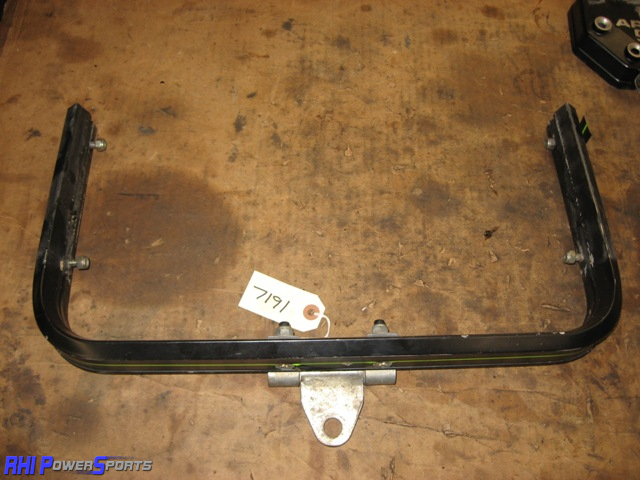 Arctic Cat Rear Bumper - with Hitch