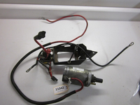 Arctic Cat Electric Starter and Misc Parts