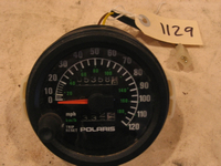 Polaris Speedometer - 5358 Miles