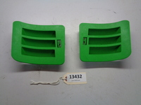 Arctic Cat Air Intake Covers - Green