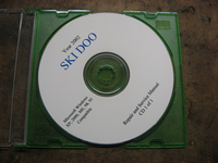 Ski-Doo 2002 Service Manual On Cd