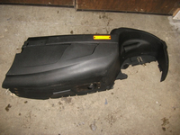 Arctic Cat Belly Pan - Right