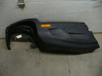 Arctic Cat Belly Pan - Left