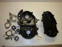 Arctic Cat Chaincase Assembly